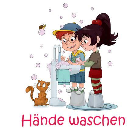 motto-des-monats-haende-waschen - Zaubereinmaleins - DesignBlog