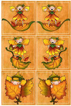 Herbstliche spiegelbilder legematerial zaubereinmaleins for Spiegel runterladen