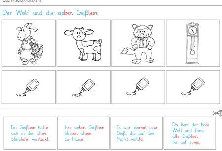 Mini Maerchentexte Zaubereinmaleins Designblog