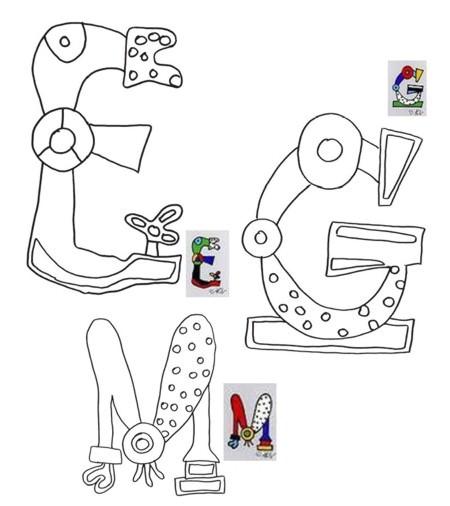 otmar-alt-alphabet-malvorlagen - Zaubereinmaleins - DesignBlog