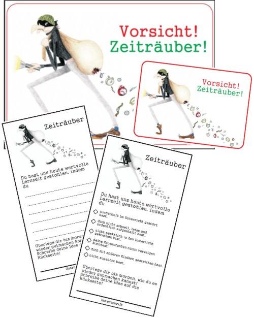 der-zeitraeuber - Zaubereinmaleins - DesignBlog