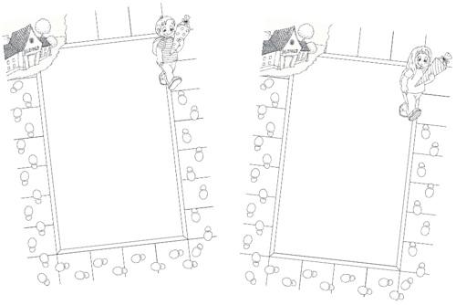 briefe vor dem schulanfang zaubereinmaleins designblog. Black Bedroom Furniture Sets. Home Design Ideas